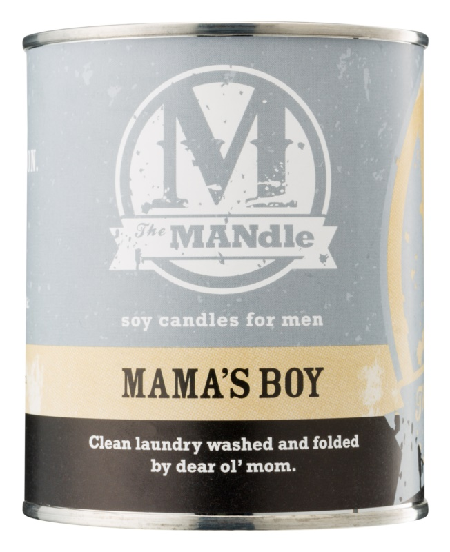 The MANdle Mama's Boy Scented Candle 425 g