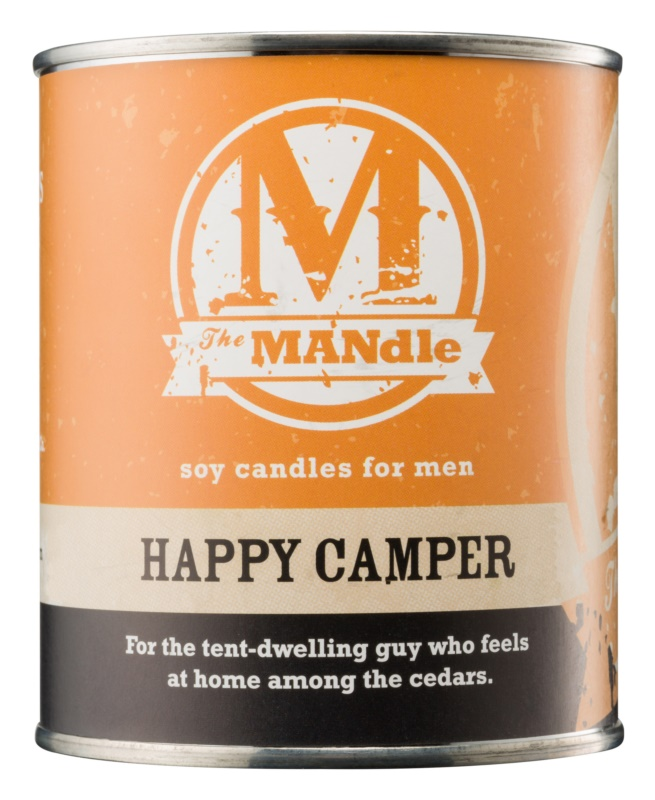 The MANdle Happy Camper Duftkerze  425 g