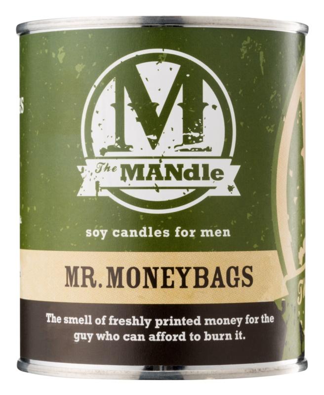 The MANdle Mr. Moneybags świeczka zapachowa  425 g