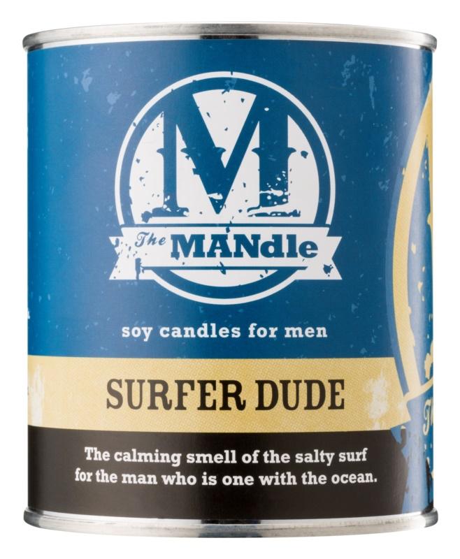The MANdle Surfer Dude świeczka zapachowa  425 g