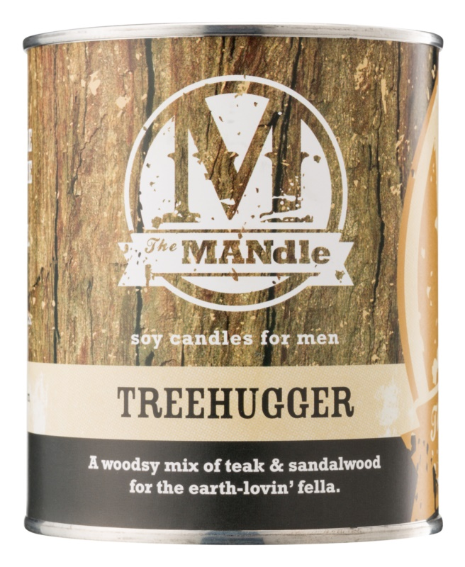 The MANdle Treehugger Scented Candle 425 g