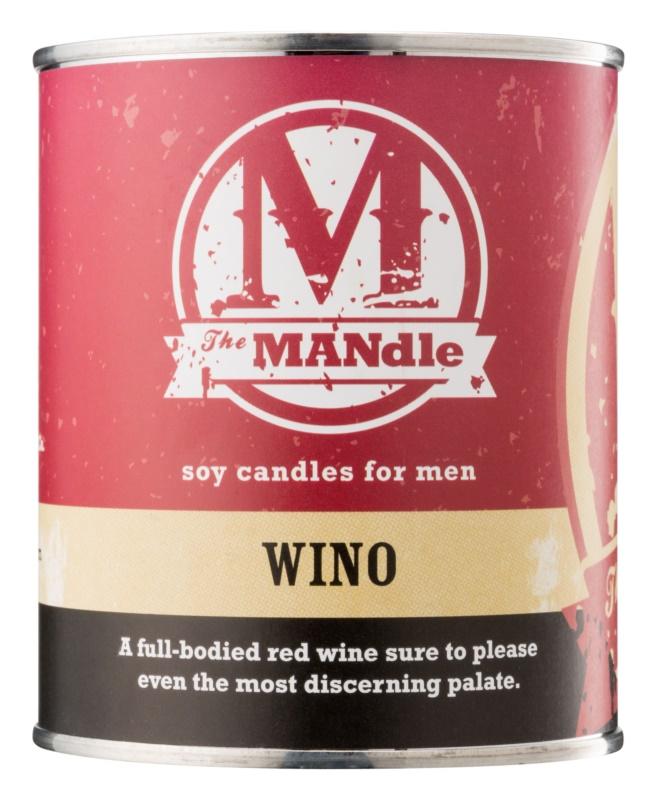 The MANdle Wino illatos gyertya  425 g