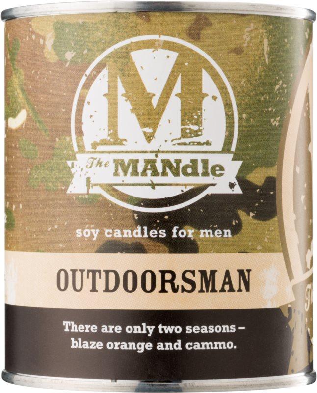 The MANdle Outdoorsman lumanari parfumate  425 g