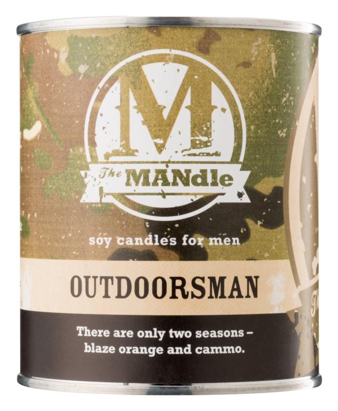 The MANdle Outdoorsman świeczka zapachowa  425 g
