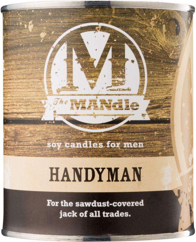 The MANdle Handyman vonná sviečka 425 g