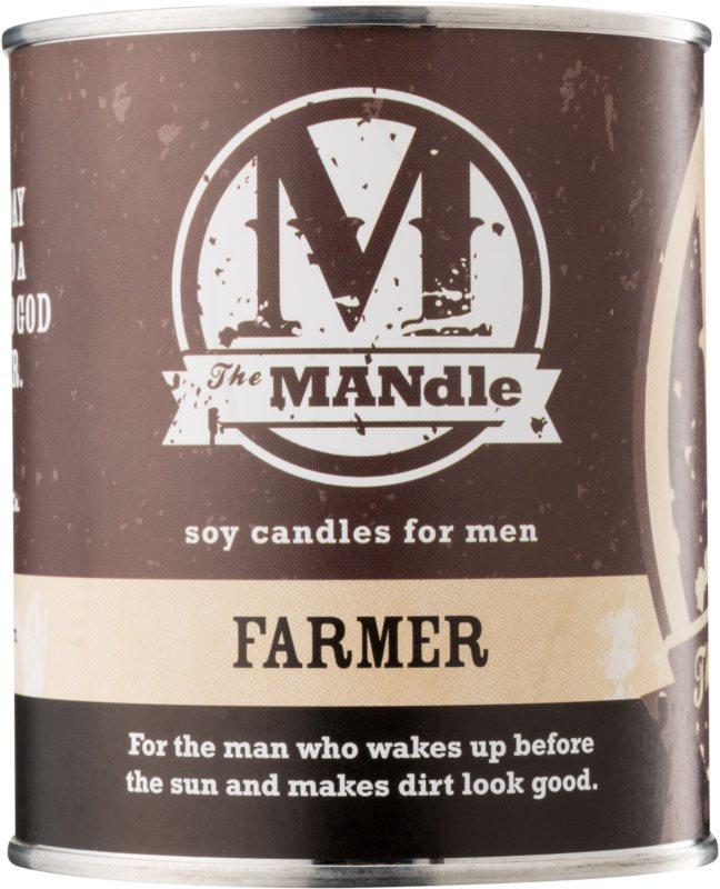 The MANdle Farmer lumanari parfumate  425 g