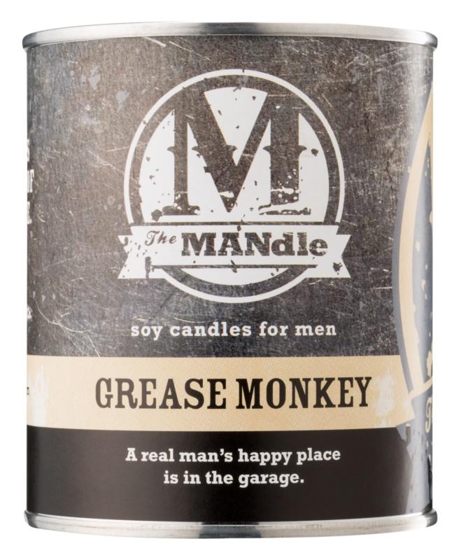 The MANdle Grease Monkey candela profumata 425 g