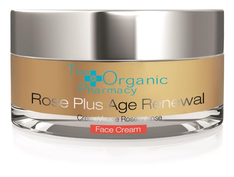 The Organic Pharmacy Anti-Ageing protivráskový a obnovující pleťový krém