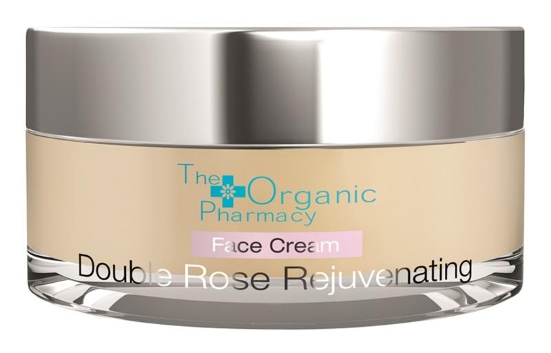 The Organic Pharmacy Skin krem odmładzający i rozświetlający na dzień