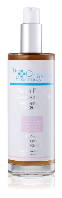 The Organic Pharmacy Skin čisticí gel