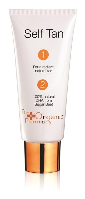 The Organic Pharmacy Sun крем автозасмага  для тіла та обличчя