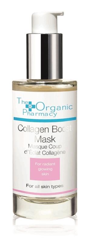 The Organic Pharmacy Skin maseczka stymulująca produkcję kolagenu