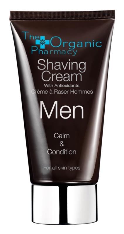 The Organic Pharmacy Men krém na holení