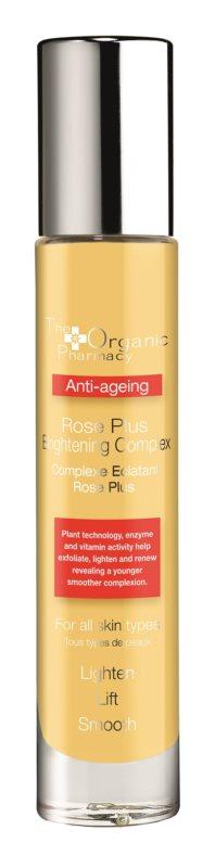 The Organic Pharmacy Anti-Ageing rozjasňující pleťové sérum