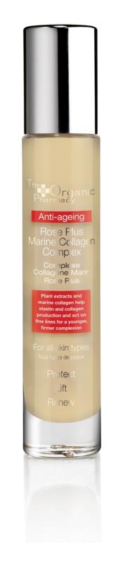 The Organic Pharmacy Anti-Ageing obnovující pleťové sérum s mořským kolagenem