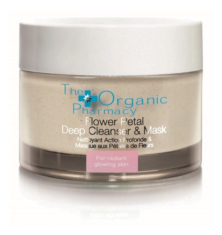 The Organic Pharmacy Skin hloubkově čisticí maska