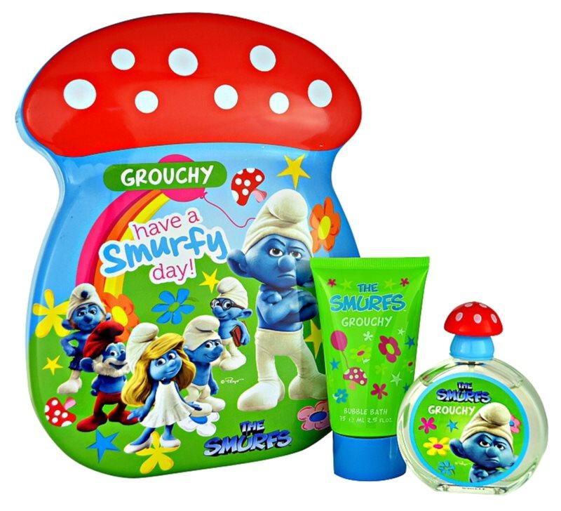 The Smurfs Grouchy dárková sada I.