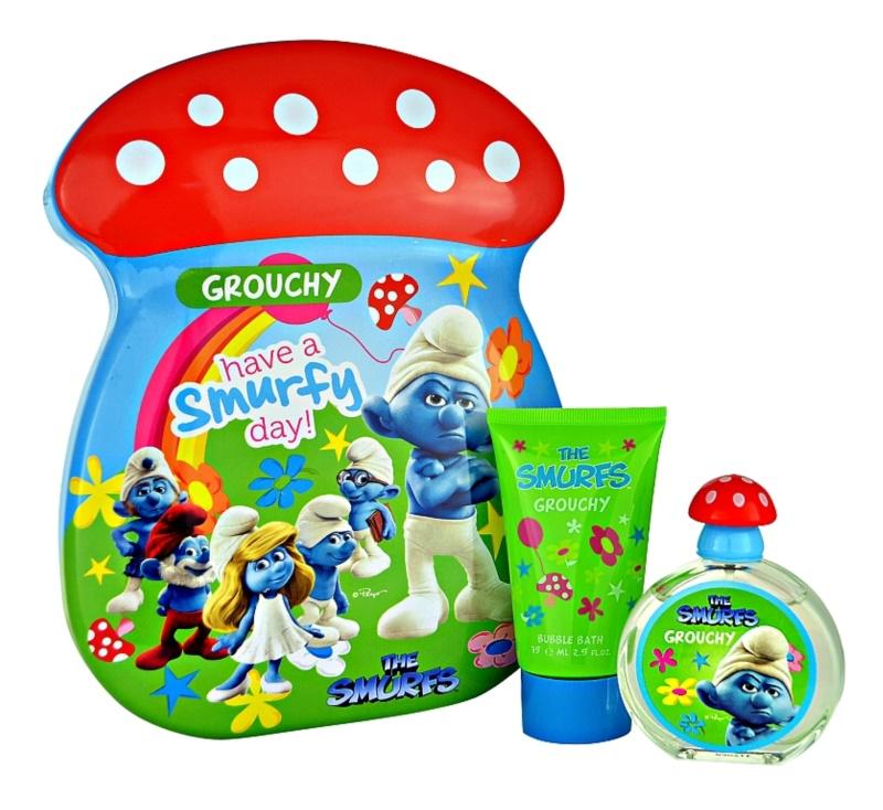 The Smurfs Grouchy set cadou I.