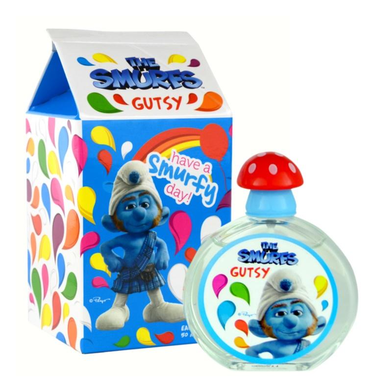 The Smurfs Gutsy eau de toilette pentru copii 50 ml