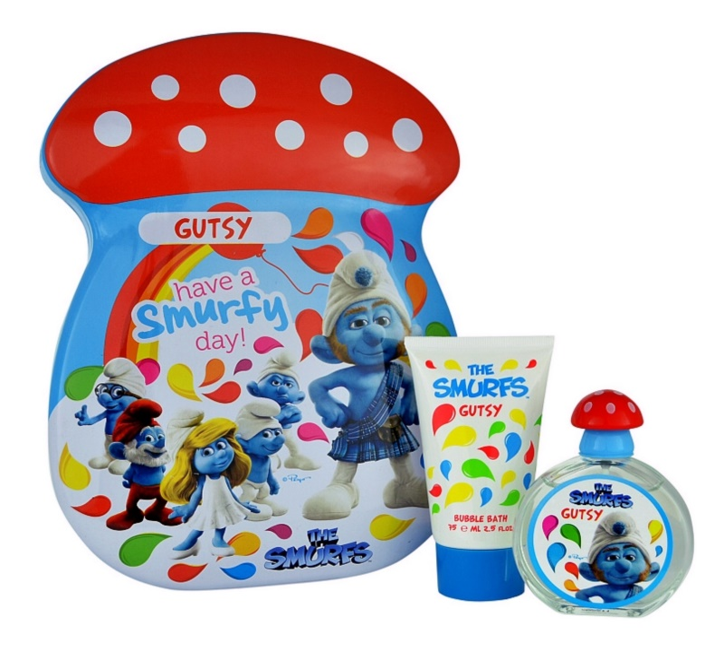 The Smurfs Gutsy Geschenkset I.