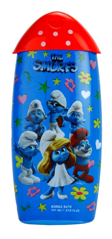 The Smurfs The Smurfs Bath Product For Kids 700 ml