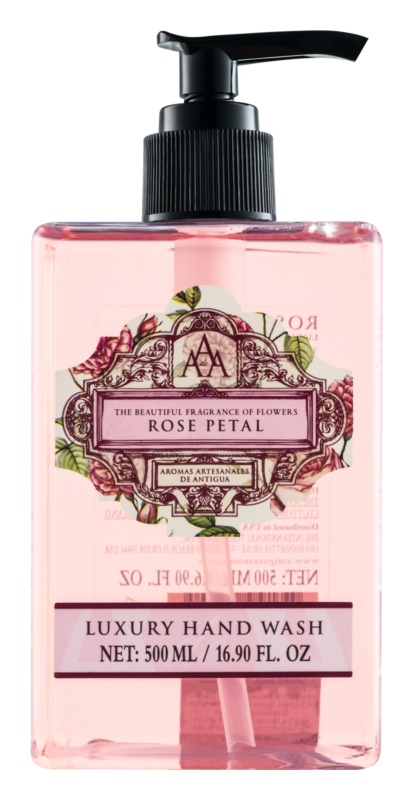 The Somerset Toiletry Co. Rose Petal Hand Soap With The Scent Of Roses