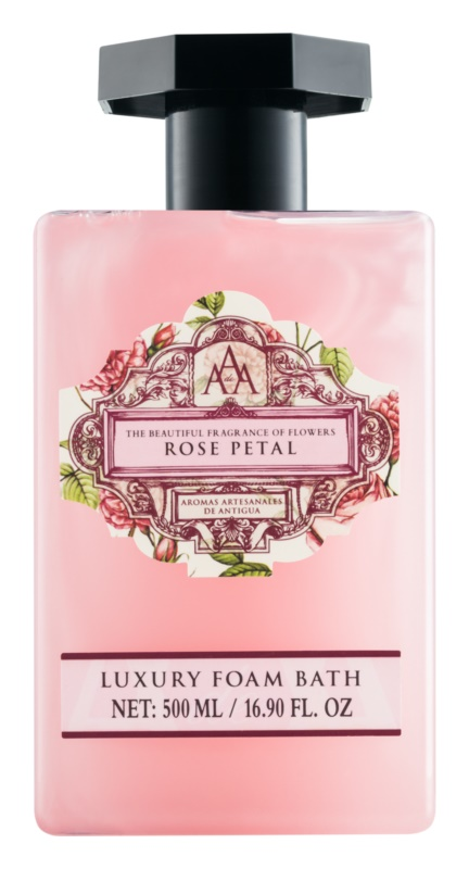The Somerset Toiletry Co. Rose Petal spuma de baie cu esente de trandafiri