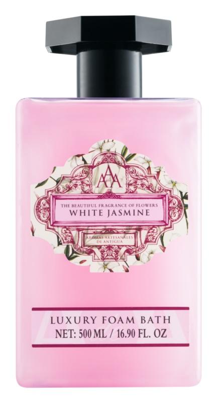 The Somerset Toiletry Co. White Jasmine spuma de baie