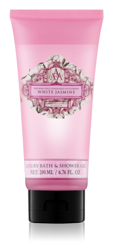 The Somerset Toiletry Co. White Jasmine gel de dus si baie