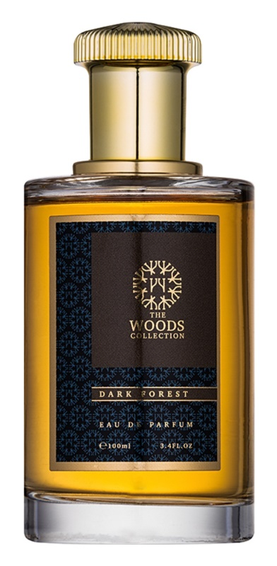 The Woods Collection Dark Forest Eau de Parfum unissexo 100 ml
