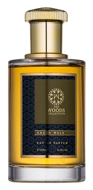 The Woods Collection Green Walk Eau de Parfum unisex 100 ml