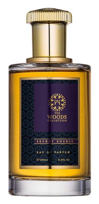 The Woods Collection Secret Source Eau de Parfum unisex 100 ml