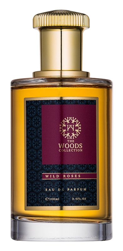 The Woods Collection Wild Roses eau de parfum mixte 100 ml
