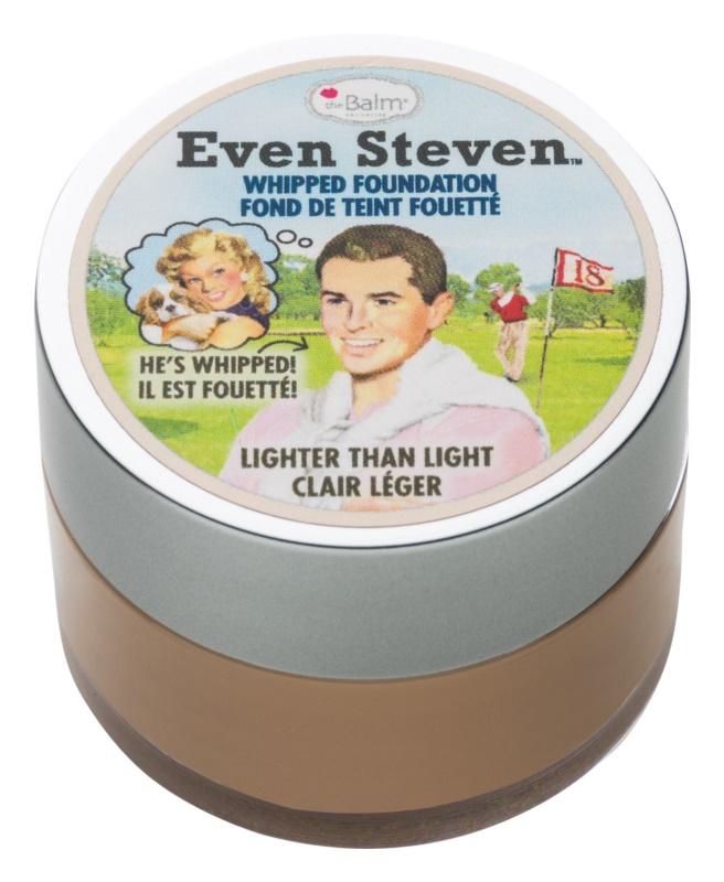 theBalm Even Steven fond de teint mousse