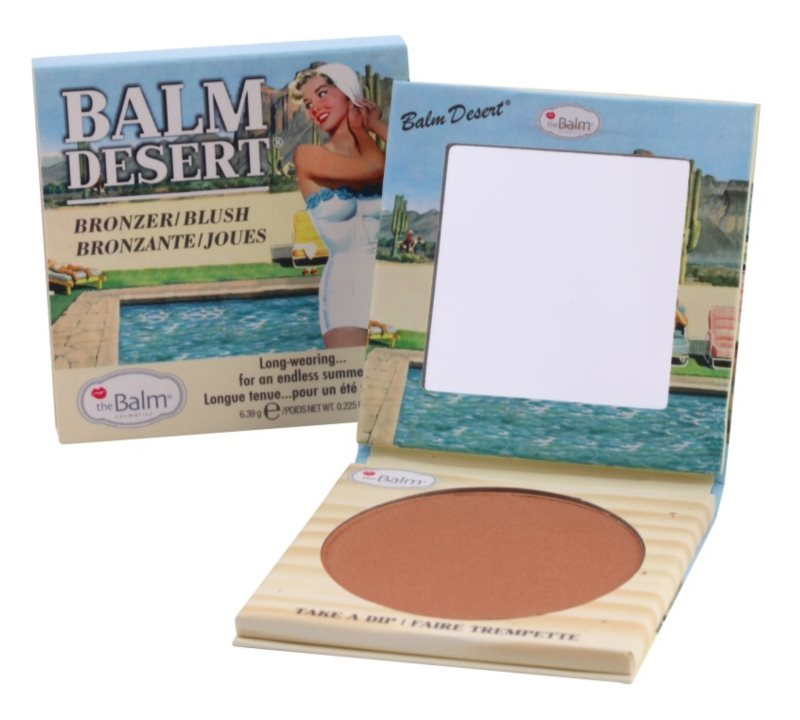 theBalm Desert bronzující tvářenka