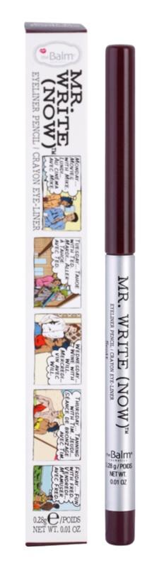 theBalm Mr. Write (Now) ceruzka na oči