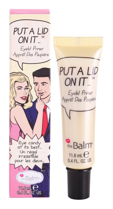 theBalm Put A Lid On It baza pentru fardul de ochi