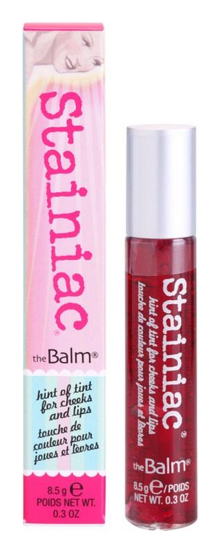theBalm Stainiac відтіночний бальзам для губ