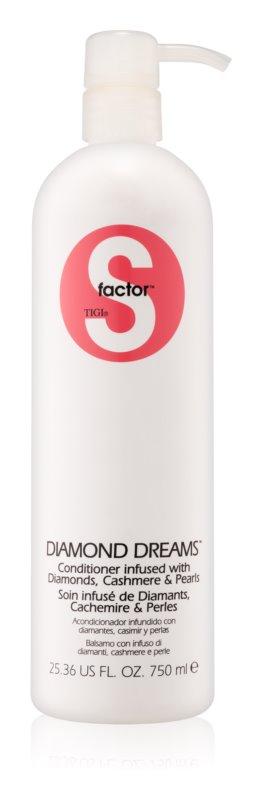 TIGI S-Factor Diamond Dreams енергизиращ балсам за всички видове коса