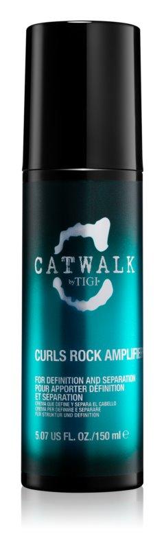 TIGI Catwalk Curlesque creme para cabelos encaracolados e ondulados