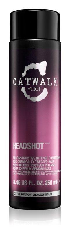 TIGI Catwalk Headshot balsamo rigenerante intenso per capelli trattati chimicamente