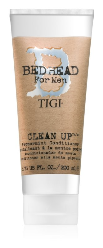 TIGI Bed Head B for Men Cleansing Conditioner to Treat Hair Loss
