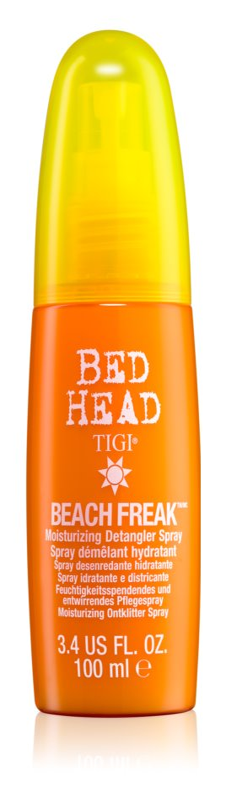 TIGI Bed Head Beach Freak feuchtigkeitsspendendes Spray für die leichte Kämmbarkeit des Haares