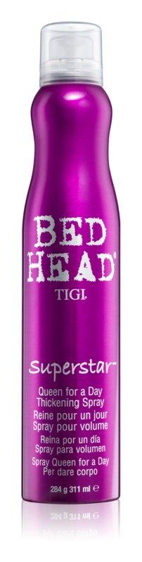 TIGI Bed Head Superstar spray volumizzante e modellante