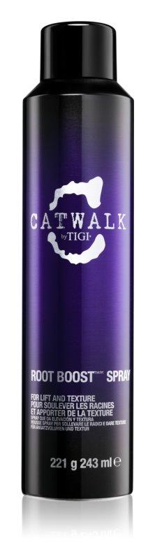 TIGI Catwalk Your Highness espuma para dar volumen desde las raíces