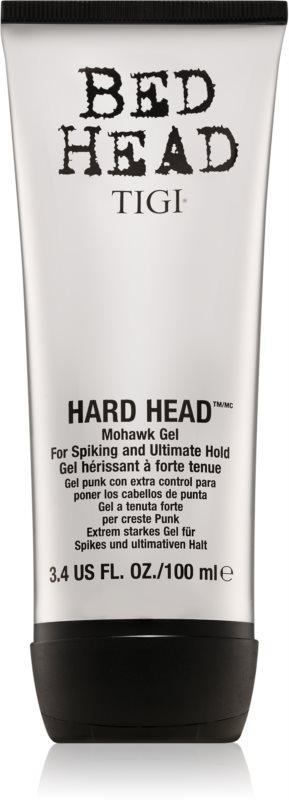 TIGI Bed Head Hard Head gel per capelli fissante extra forte