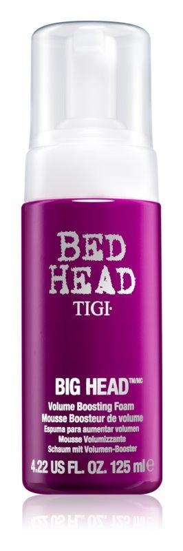 TIGI Bed Head Big Head пяна за коса  за обем