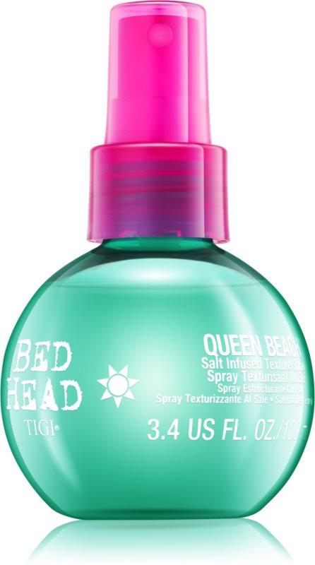 TIGI Bed Head Queen Beach spray cu sare pentru efect la plaje