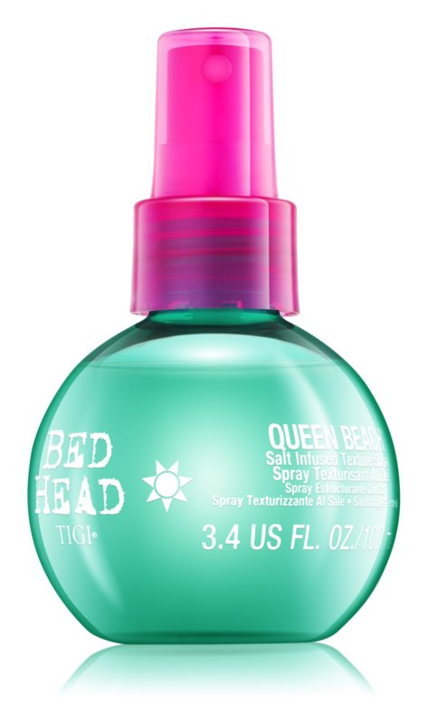 TIGI Bed Head Queen Beach spray salé cheveux pour un effet retour de plage