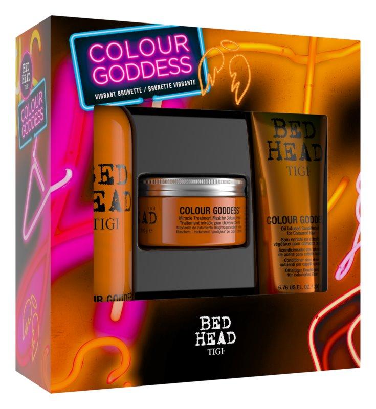 TIGI Bed Head Colour Goddess dárková sada VI. (pro barvené vlasy)